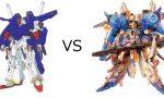 FA-ZZとEX-Sが本気で殺りあったらどっちが勝つだろうか