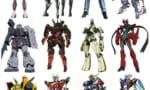 今年ってロボットアニメどれくらいあるんだろう?