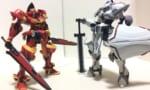 【ROBOT魂】幻晶騎士(シルエットナイト)『グゥエール』『アールカンバー』二機同時レビュー