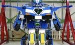 ヒト2人が乗ったまま車に変形できる人型ロボット「J-deite RIDE」公開