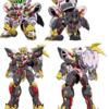 【ガンダムビルドダイバーズ】RX-零丸の変形いいよねwwwww
