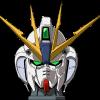 【機動戦士ガンダムNT】ナラティブガンダムだけ正式名称と型番が塗りつぶされてて怖い