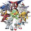 ロボットアニメは怪獣みたいなのとロボットで戦うのとロボット同士で戦うのどっちが好き?