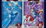 『カードダス ロックマンX ギガミッション』が予約開始!
