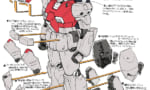 ロボットの追加装甲&追加武装いいよね