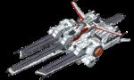 ガンダムの艦船はこの位武装てんこ盛りがイイよね