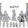 【ダーリンインザフランキス】ロボットのデザイン好きだった