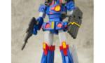 ロボットのフル装備男のロマンだと思わないか